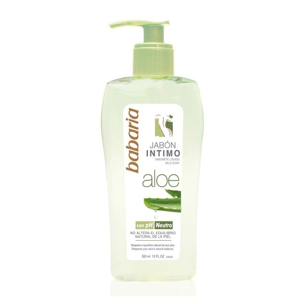 Babaria aloe vera ph neutro gel intimo 300ml