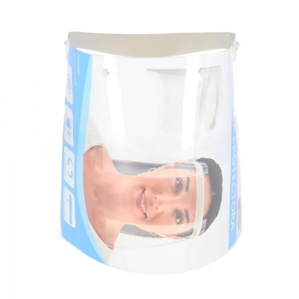 Protector facial polipropileno