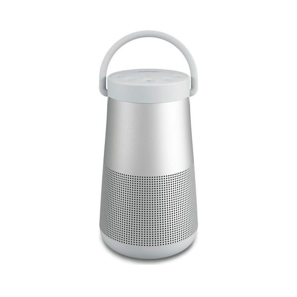 Bose soundlink revolve+ ii gris/ bluetooth/ indicaciones por voz/ batería 17 horas/ sonido envolvente 360º